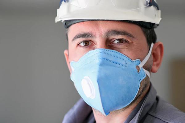 La seguridad laboral es lo primero